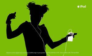 Publicidad iPod