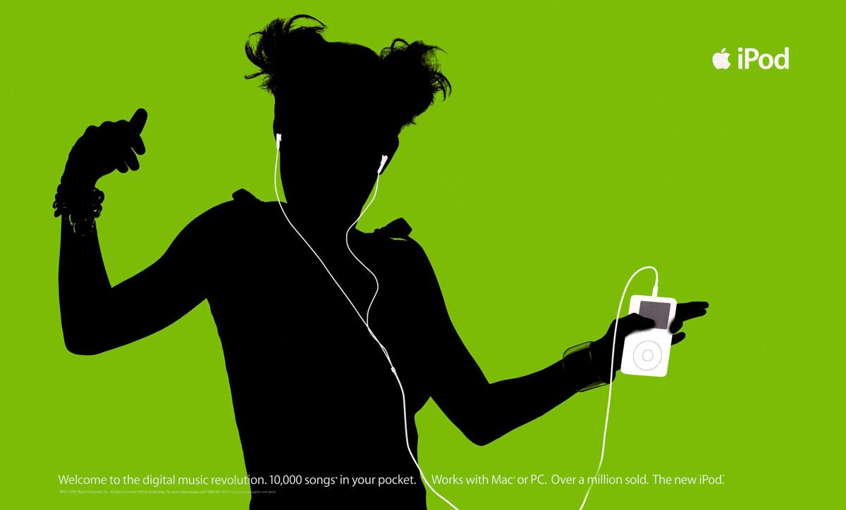 Neuromarketing. Publicidad iPod